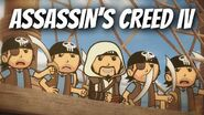 Assassins's Creed IV Facebook
