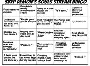 Demon's Bingo