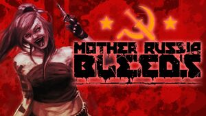 Mother Russia Bleeds Title