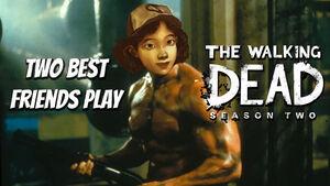 Walking Dead S2 Title