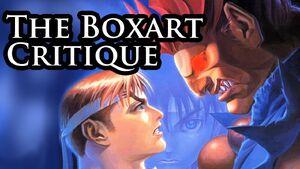 Street Fighter Box Art Critique