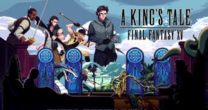 King's Tale Title