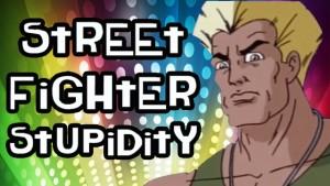 Cartoon Flophouse StreetFighter