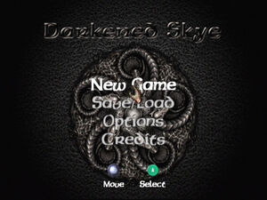 Darkened Skye Title