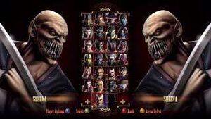 Mortal Kombat Bloopers