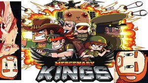 Mercenary Kings Title