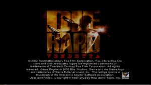 Die Hard Vendetta Title