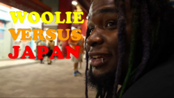 Woolie VS Japan Two