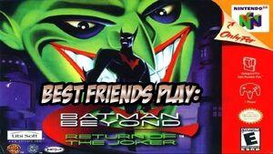 Batman Beyond Title