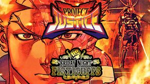 Project Justice Title