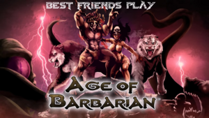 Age of Barbarian Title