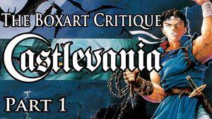 Castlevania Box Art Thumb