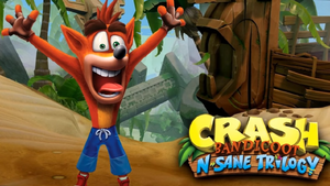 Crash Bandicoot Title