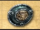 "Shield ""The Bull"" Round"