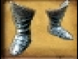 Boot Studded Half-Plate Armored