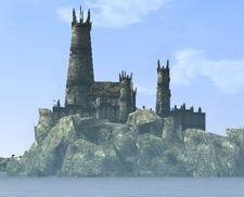 Castle Vahkmaar Distant