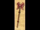 Polearm Double-Sickled Pike