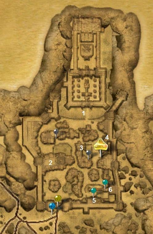 Hatmandor Map