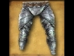 Leg Armour Scaled Armored Trousers