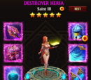 Destroyer Herja