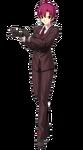 Bazett Takashi Takeuchi character select