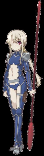 Lancer Illya