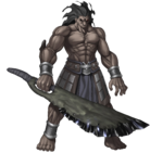 Berserker Takashi Takeuchi character select