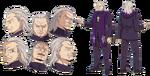 Risei ufotable Fate Zero Character Sheet