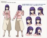Sakura Carnival Phantasm Character Sheet