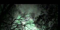 Creepy Green Light