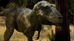 Dinosaur Planet - Little Das' Hunt