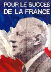 Affiche-électorale-De-Gaulle