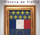 Affiche L'Histoire de France