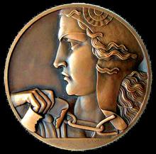Médaille de Pierre Turin