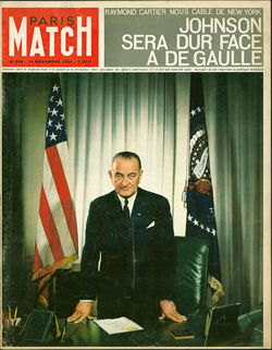 Paris match du 14 Novembre 1964
