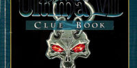 Ultima VII Clue Book