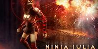 Ninja Julia
