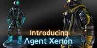 Agent Xenon Gear