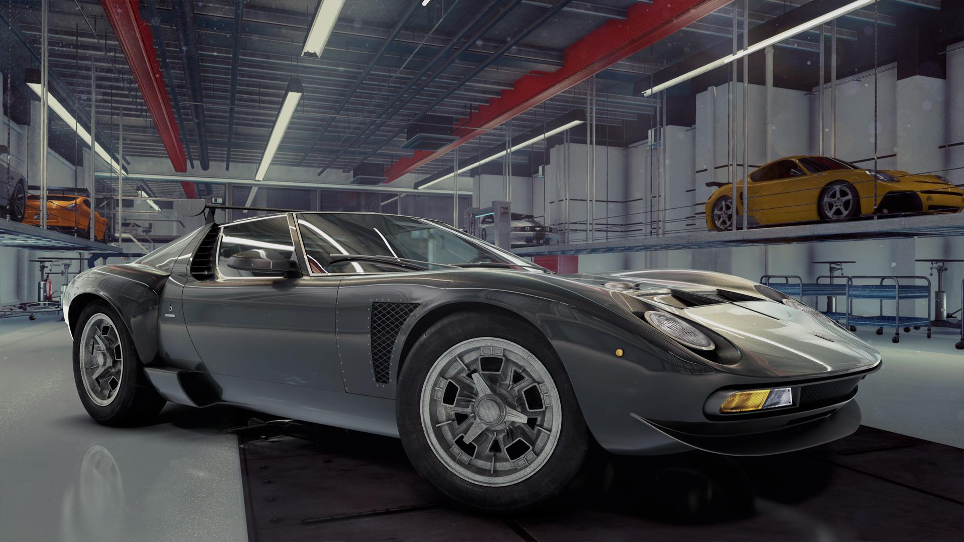 The Crew Lamborghini Auto Bild Idee
