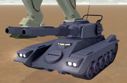 Type-61 MBT Custom