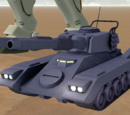 Type-61 MBT Custom