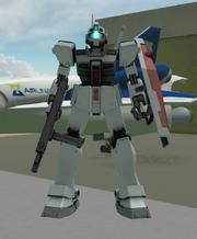 RGM-79D GM Cold District Type