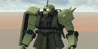 MS-06R-2 Zaku R2