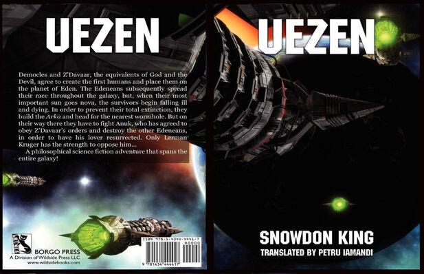 Uezen a science fiction novel