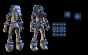Al slot basic suit