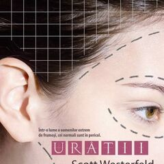 Romanian cover of <i>Uglies</i>