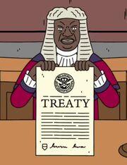 New York Integration Treaty