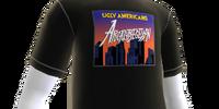 Ugly Americans T-Shirt DLC