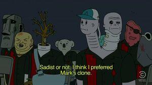 Rick prefered Clone Mark