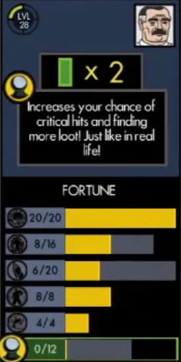 UAA Stat Fortune